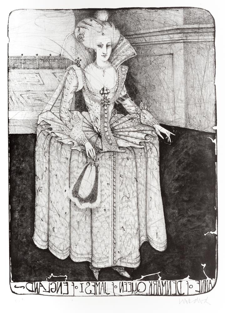 1990 | Anne of Denmark