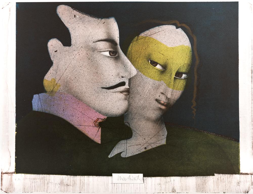 1992 | Couple (Zwischen zwei Altern)