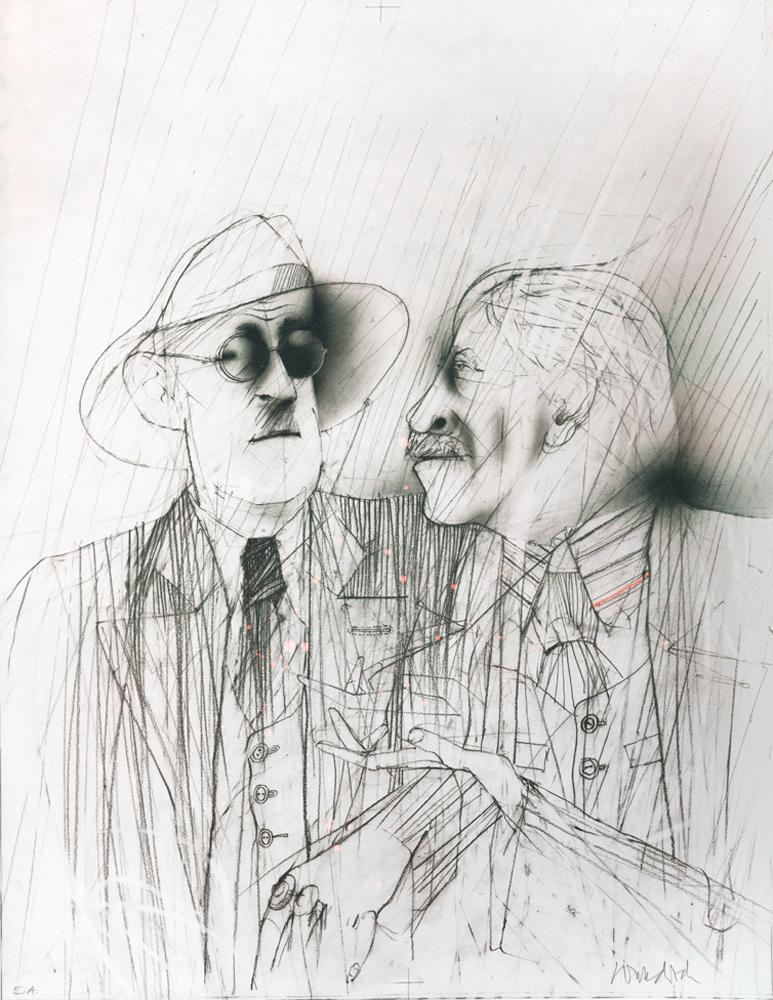 1976 | Giacomo Joyce, Blatt 2