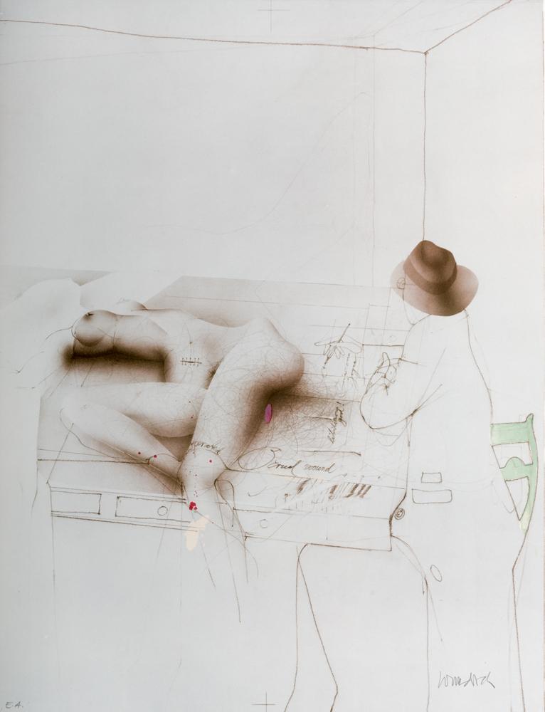 1976 | Giacomo Joyce, Blatt 8