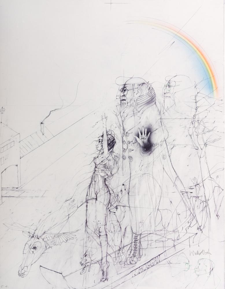 1976 | Giacomo Joyce, Blatt 9