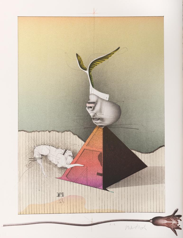 1982 | Das Portrait des Architeckten