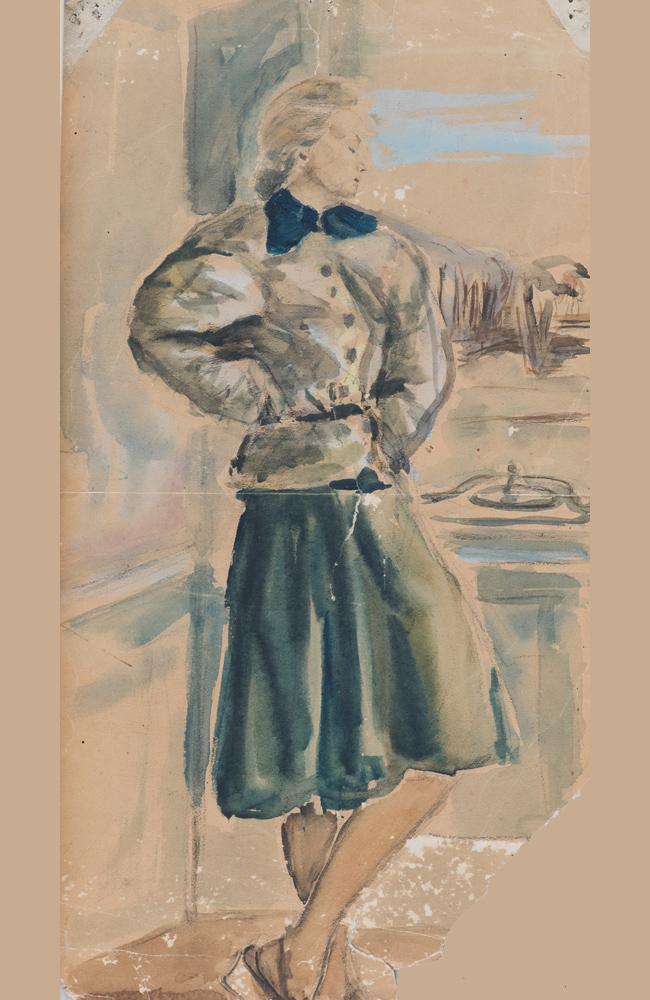 1946 | Gertrude Wunderlich »Mutti«