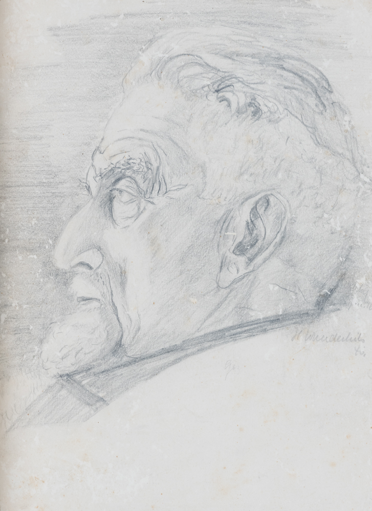1946 | Großvater Paul Arendt