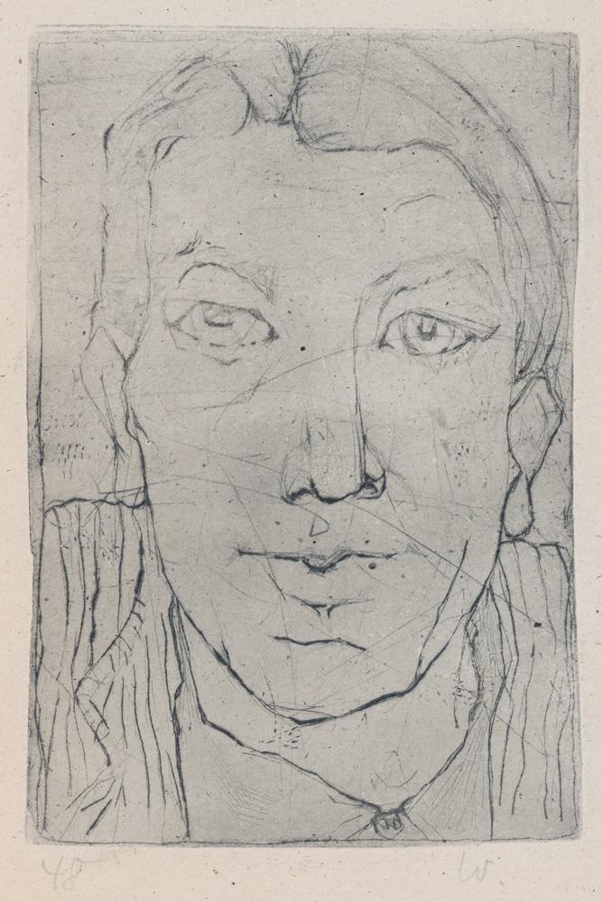 1948 | Portrait (Selbst?)