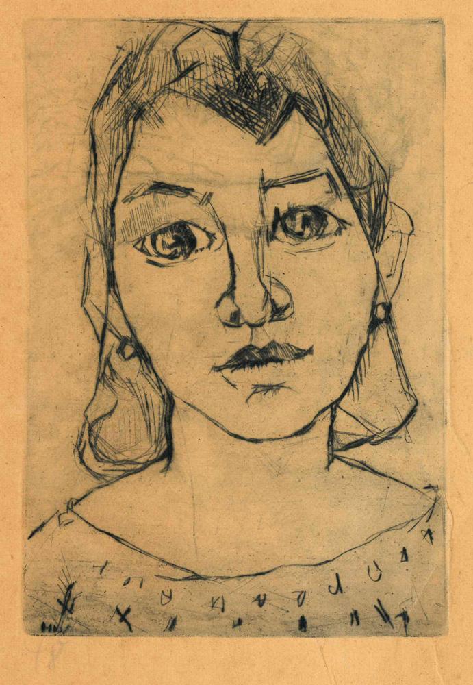1948 | Cousine Monika Arendt