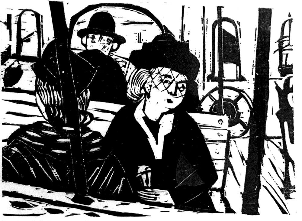 1948 | Bootspassagiere