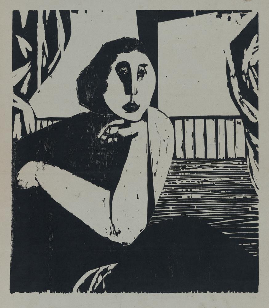 1955 | Portrait Barbara