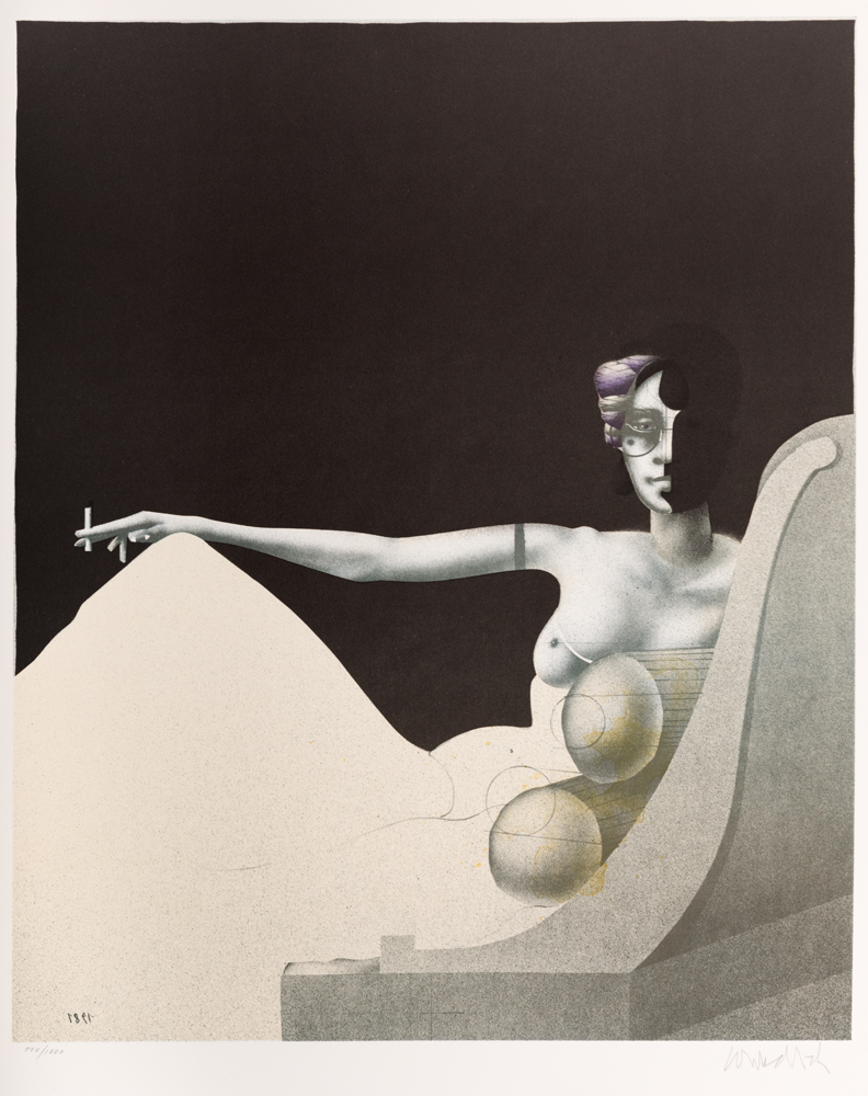 1981 | Madame Récamier