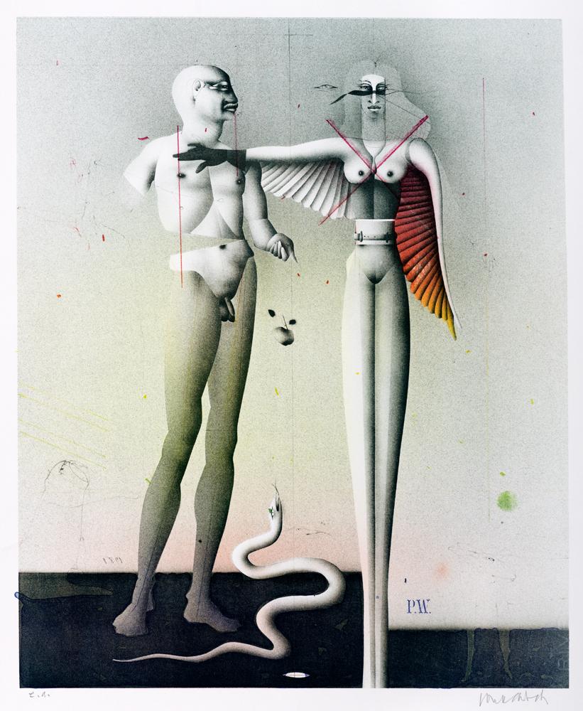 1981 | Eva und Adam