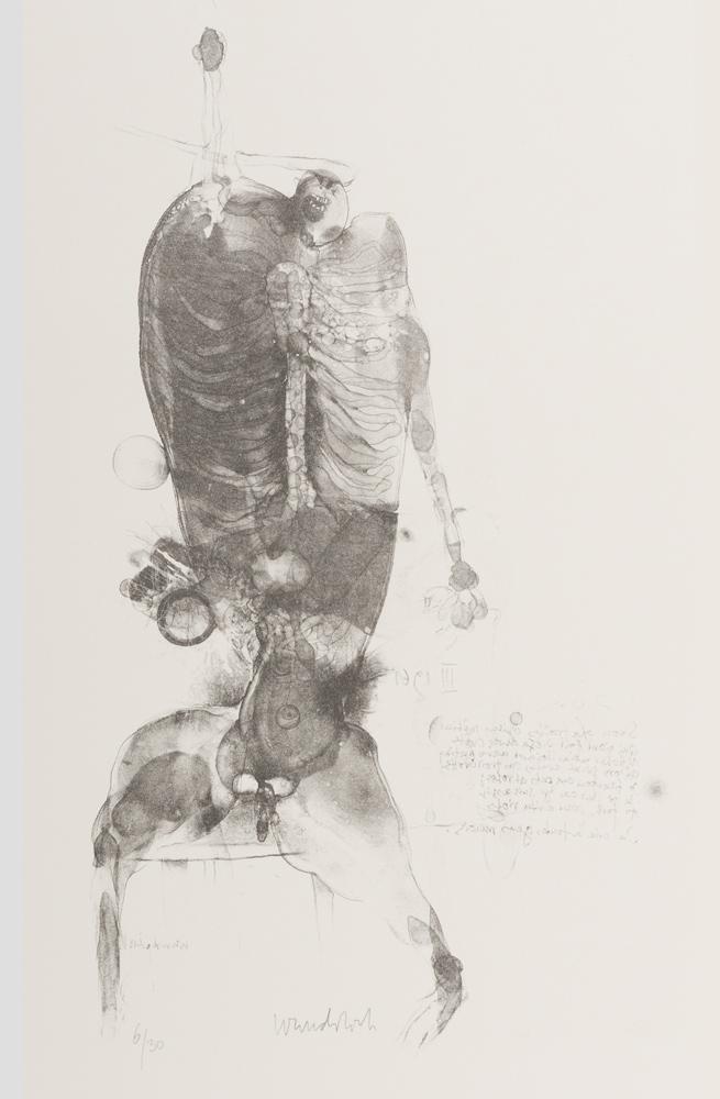 1961 | »Villon«, Blatt 1