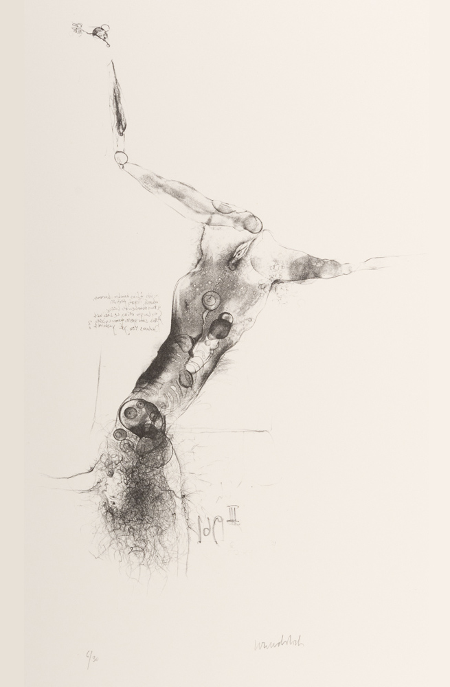 1961 | »Villon«, Blatt 3