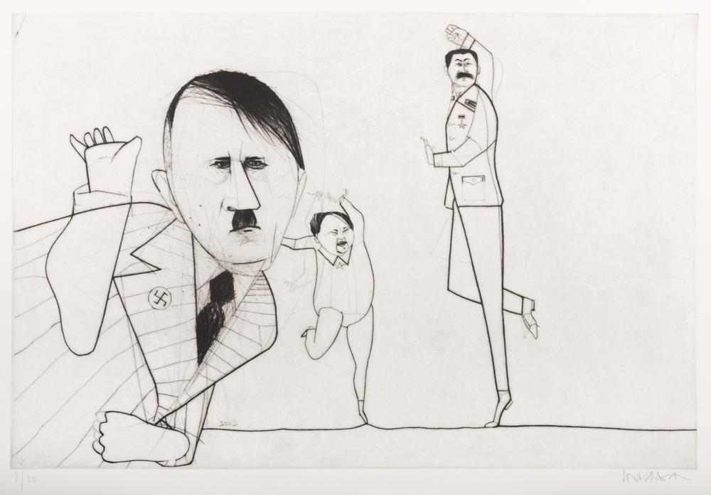2002 | Drei Diktatoren 1