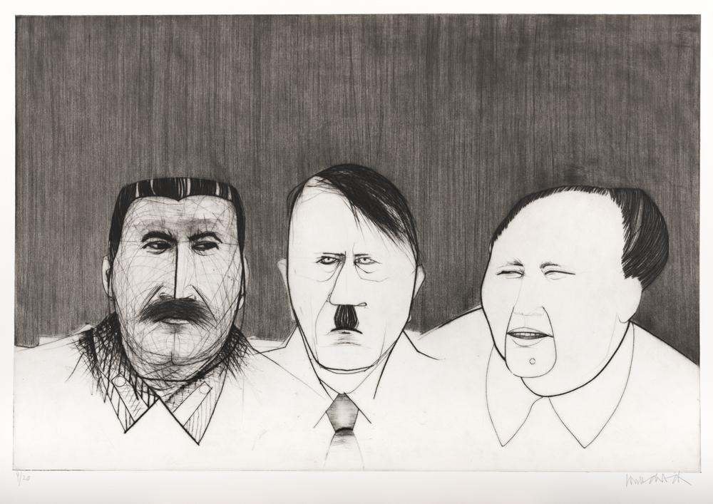 2002 | Drei Diktatoren 3