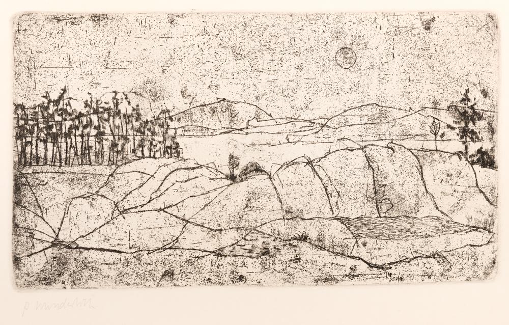 1952 | Landschaft II