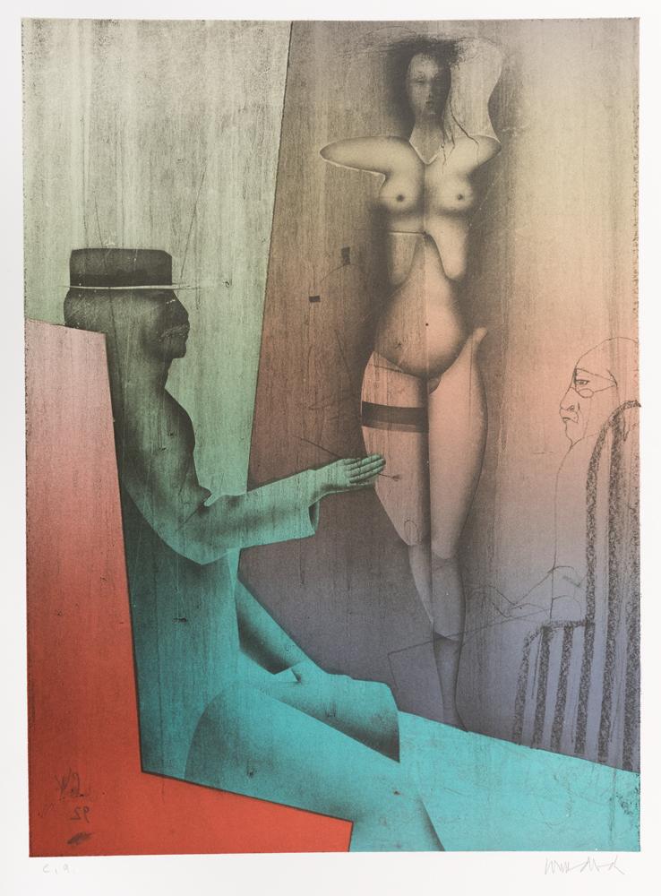 1992 | Maler und Modell