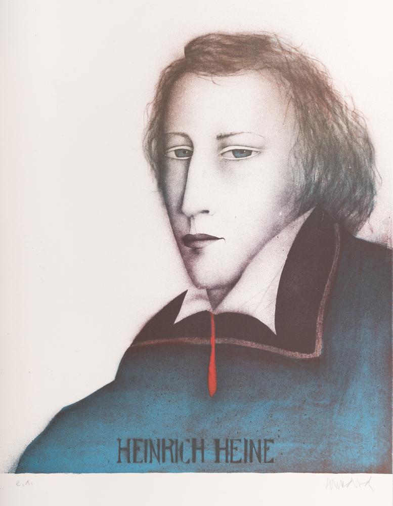 1993 | Portrait Heinrich Heine