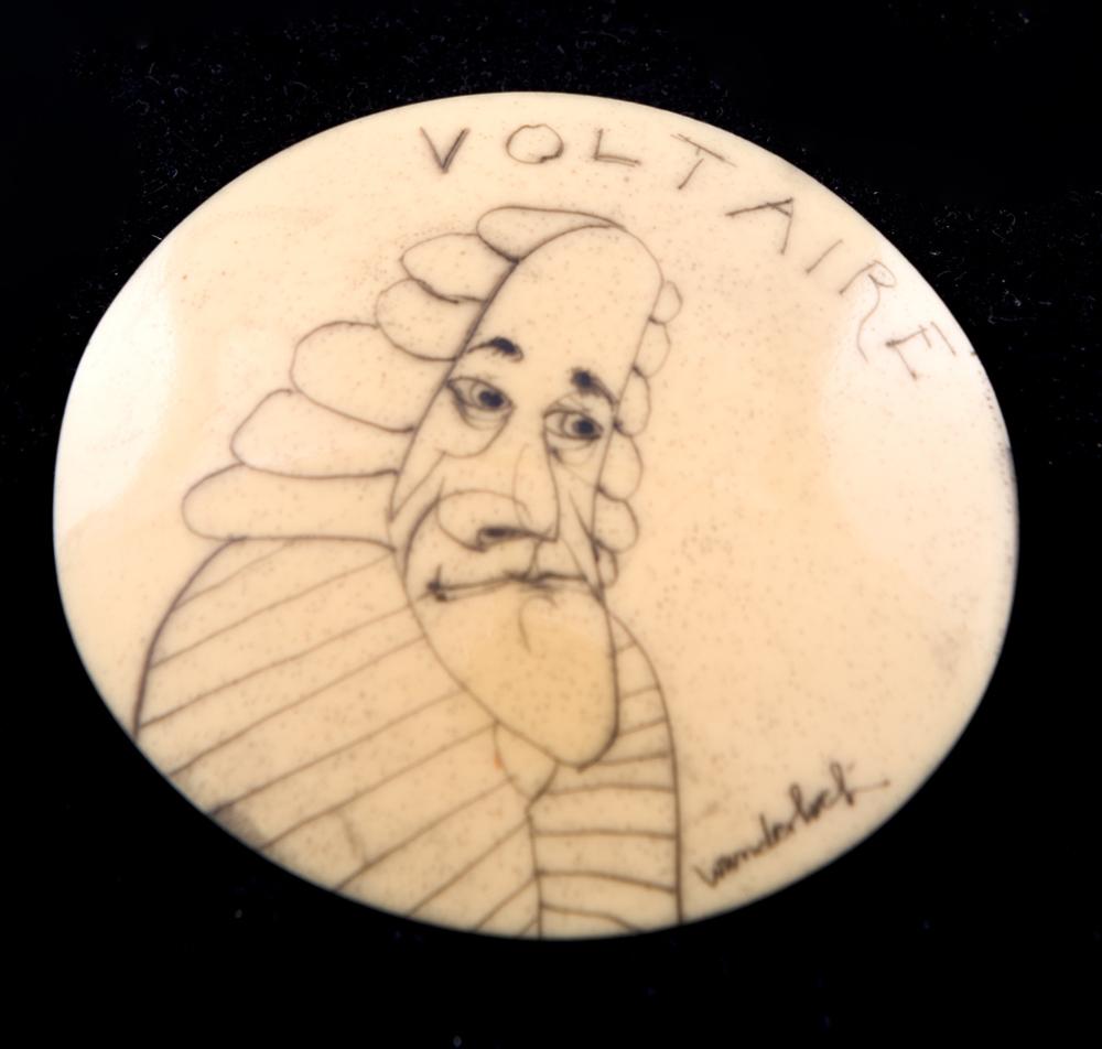 2001 | Medaillon »Voltaire II«