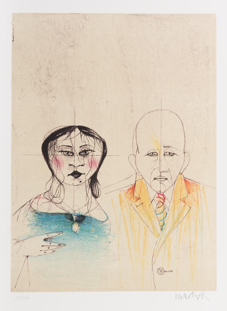 2003 | Ehepaar Angiolieri, Pensionswirte