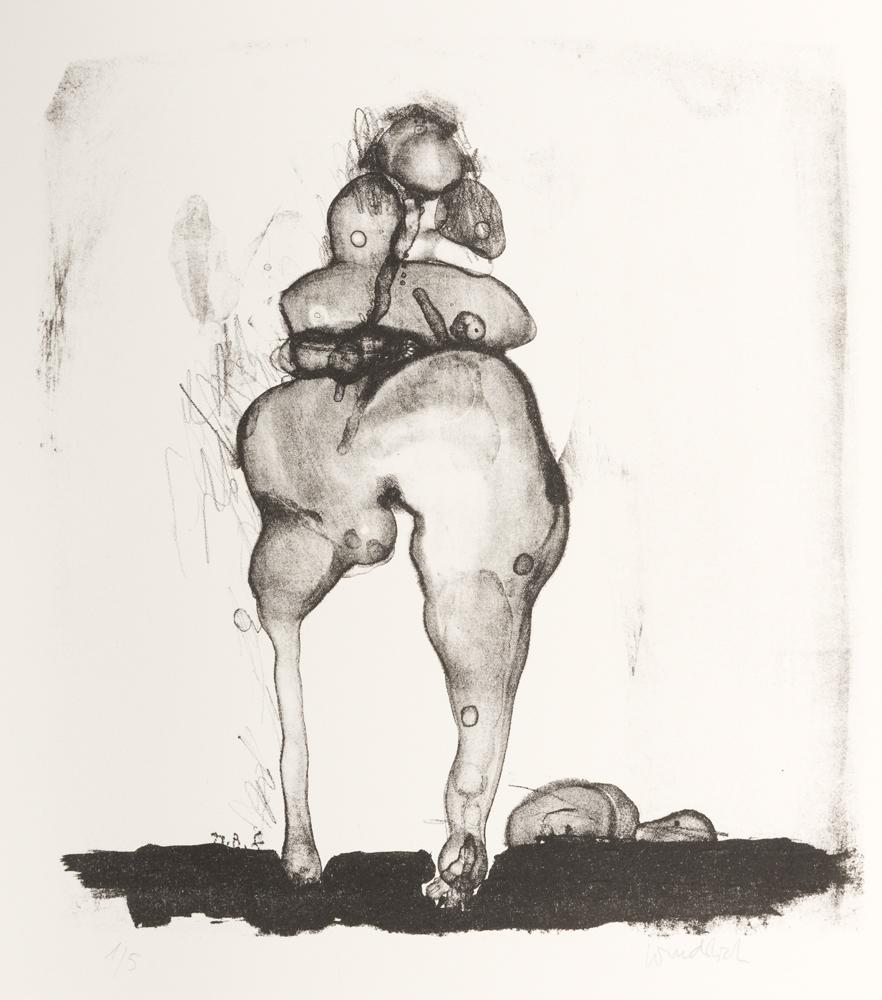 1959 | Dicke Frau
