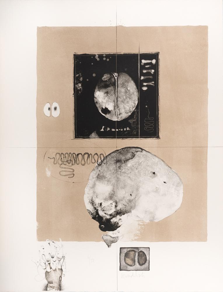 1963 | »Kleine Anatomie«, Blatt 5