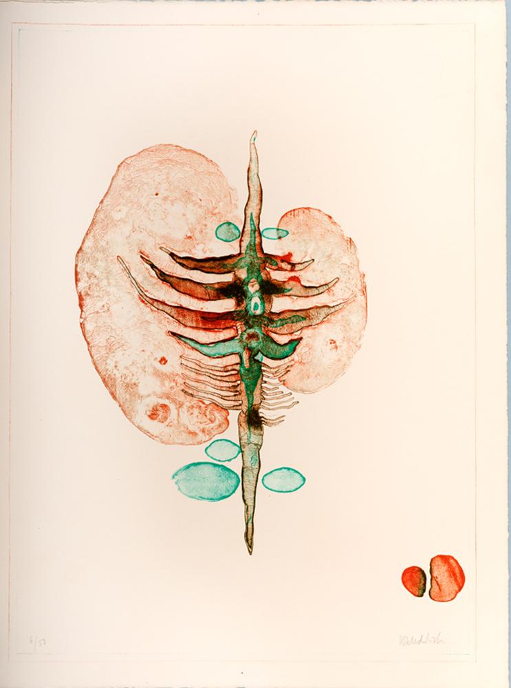 1963 | »Kleine Anatomie«, Blatt 6