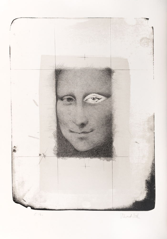 1964 | Mona-Lisa-Kopf