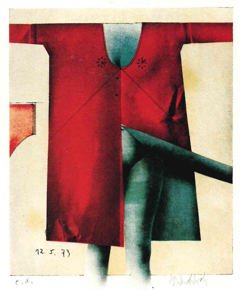 1973 | Kleiner Mantel