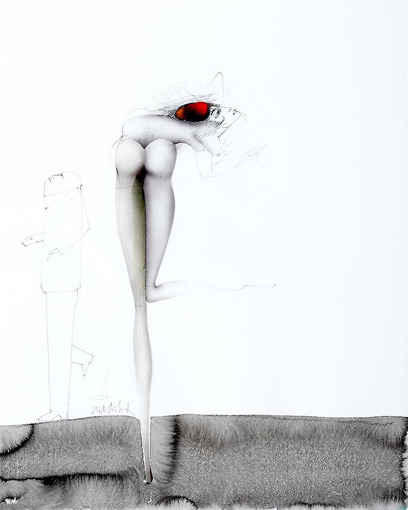 1998 | Dancing artist