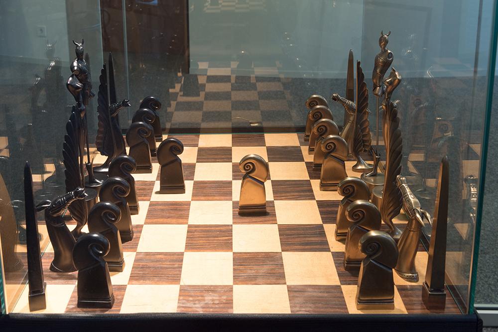 1984 | Schachspiel