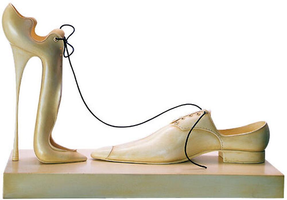 1981 | A deux / Die Schuhe
